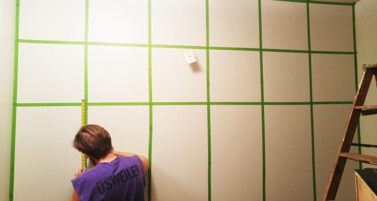 paint lines